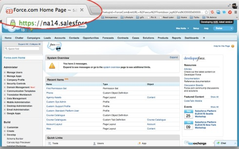 Developing Chrome Extensions for Salesforce | The Silver Lining